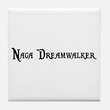 Naga Dreamwalker Tile Coaster