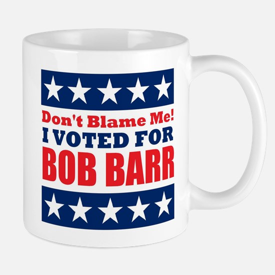 Unique Bob barr 2008 Mug