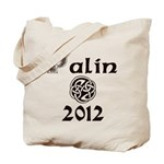 Palin 2012 Celtic Tote Bag