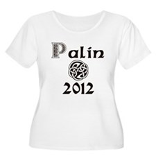 Palin 2012 Celtic T-Shirt