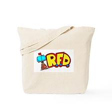 Cool R.f.d Tote Bag