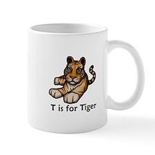T is for Tiger Mug