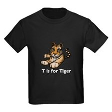 T is for Tiger T