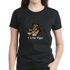 T is for Tiger Tee