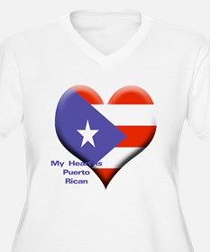Puerto Rican Pride and Love T-Shirt