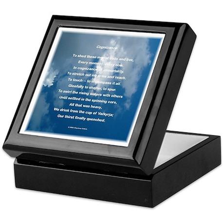Spiritual Nature Poetry Keepsake Box
