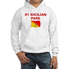 #1 Sicilian Papa Hoodie