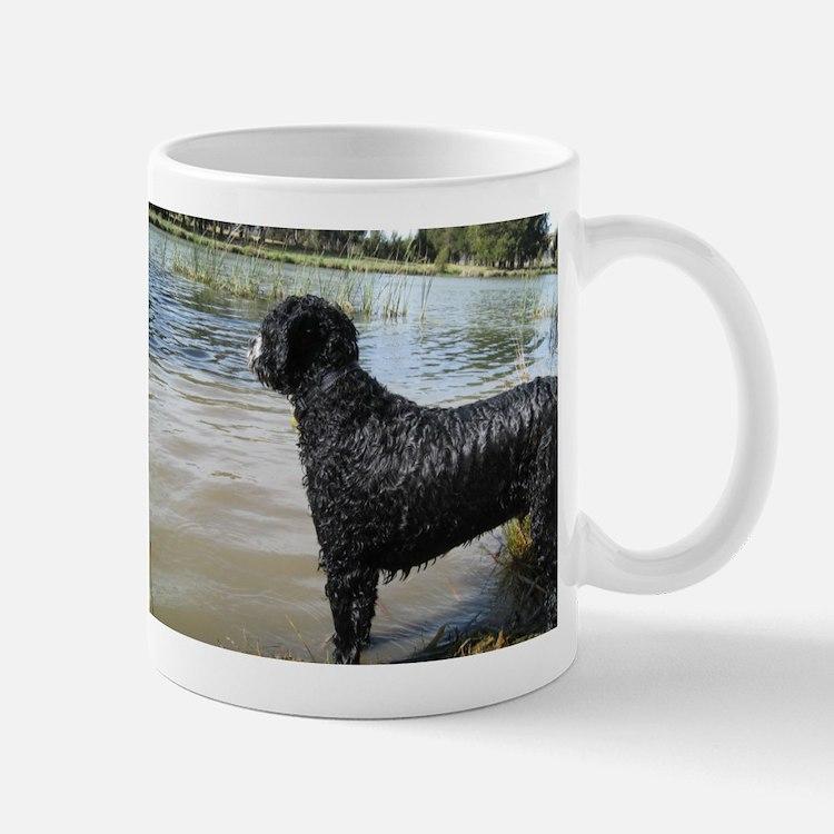 Portuguese Water Dog Small Small Mug
