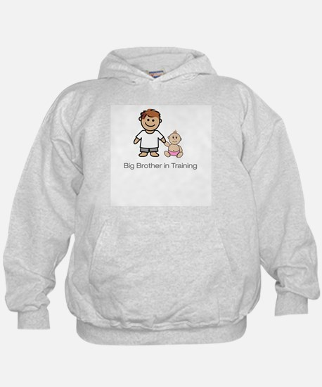 """Big Brother in Training"" Hoodie"