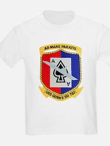 USS GURKE T-Shirt