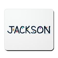 Jackson (Boy) Mousepad