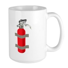 Where's the Fire? Mug
