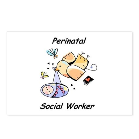 Perinatal Social Worker Postcards (Package of 8)
