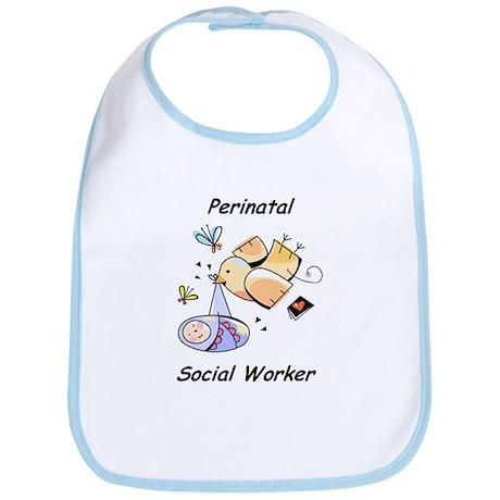 Perinatal Social Worker Bib