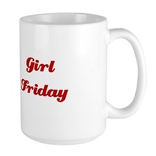 Girl Friday Mug