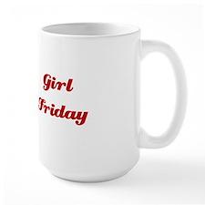 Girl Friday Mug