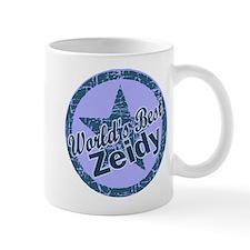 World's Best Zeidy Small Mug