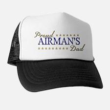 Airman's Dad Trucker Hat