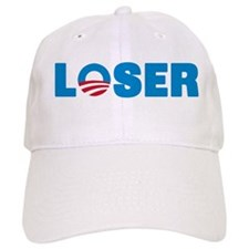 Anti obama Baseball Cap