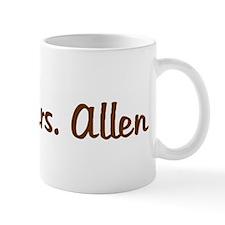 Future Mrs. Allen Mug