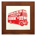 London Transit Framed Tile
