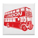 London Transit Tile Coaster