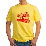London Transit Yellow T-Shirt