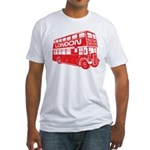 London Transit Fitted T-Shirt