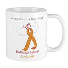 Redheads Against Leukemia Mug