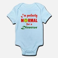 I'm perfectly normal for a Directo Infant Bodysuit