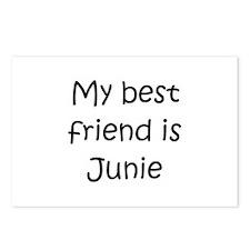 Junie Postcards (Package of 8)