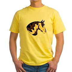 Draft Horse Yellow T-Shirt