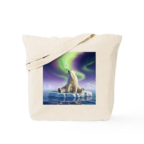 Arctic Kiss 1 Tote Bag