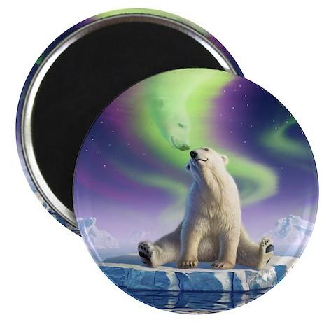 "Arctic Kiss 1 2.25"" Magnet (10 pack)"