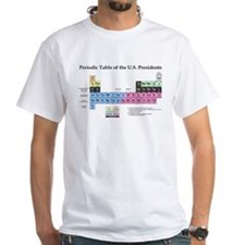 Shirt- Periodic Table of the US Presidents