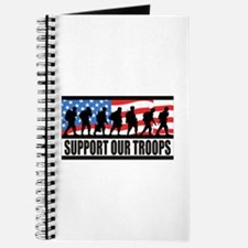 Support Our Troops! Journal