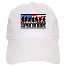 Support Our Troops! Baseball Cap