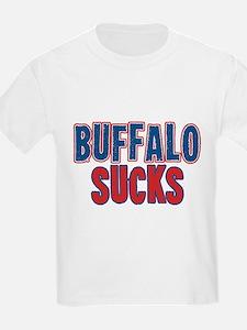 Buffalo Sucks Kids T-Shirt