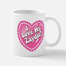 I Love My Zaydie Mug