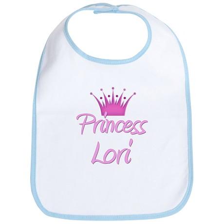 Princess Lori Bib