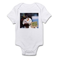 Melt This! Infant Bodysuit