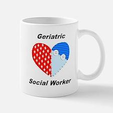 Geriatric Social Worker Mug