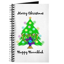 Hanukkah and Christmas Interfaith Journal
