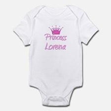 Princess Lorena Infant Bodysuit