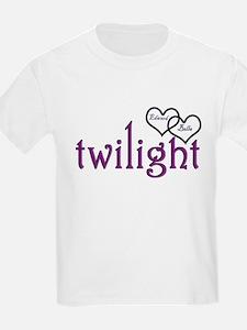 Twilight Couples- Edward/Bell T-Shirt
