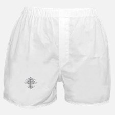 1 corinthians love is patient Boxer Shorts