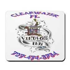 Vintage Ink Classic Logo Mousepad