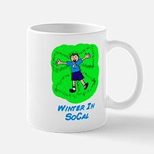 Winter In SoCal Mug