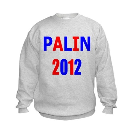 PALIN 2012 Kids Sweatshirt
