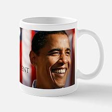Mister President Obama Mug